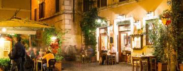 Hoteluri în Roma centru