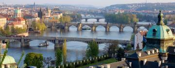 Hotels im Stadtteil Stadtzentrum Prag