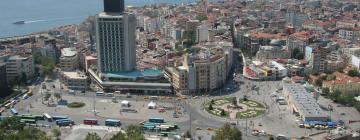 Hotels in Downtown Istanbul