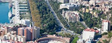 Hotel in zona Malaga Centro