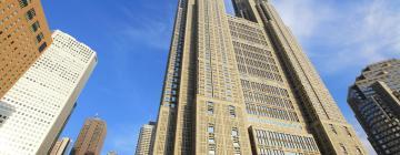 Hotels in Shinjuku Area