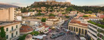 Hotels in Athens City Centre