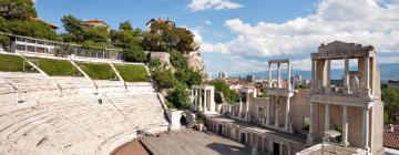 Хотели в района на Пловдив, Стария град