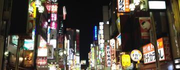 Hotels in Shinjuku Ward