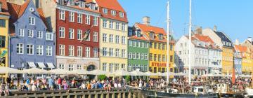 Отели в районе Копенгаген - центр города