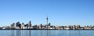 Hotels in Auckland Central Business District