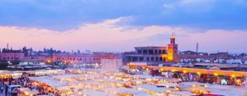 Hotels im Stadtteil Medina von Marrakesch