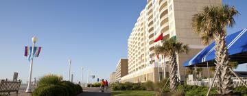 Hotels in Virginia Beach Boardwalk