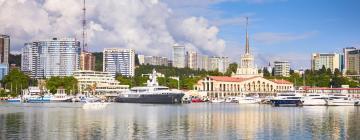 Hotels in Sochi City Centre