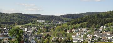 Hotels im Stadtteil Bad Fredeburg