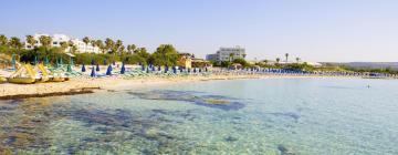 Отели в районе Пляж Макрониссос