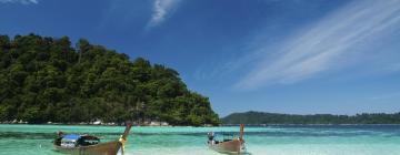 Hotels in Ko Lipe Sunset Beach
