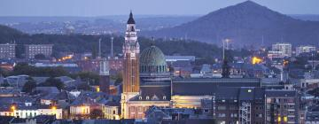 Hotels in Charleroi City Centre