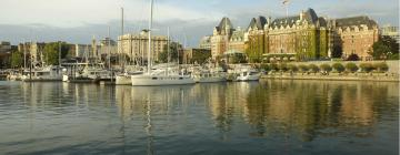 Hotels in Inner Harbour