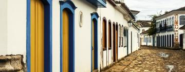 Hotels in Paraty Historic Center
