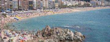 Hotels in Fenals Beach