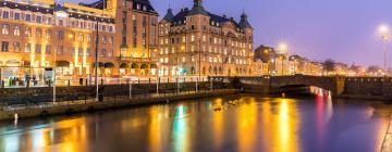 Hotell i Innerstaden