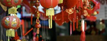 Hotels in Kampung China