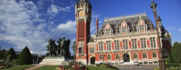 Hôtels dans ce quartier: Centre-ville de Calais