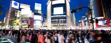 Hotels in Shibuya Ward