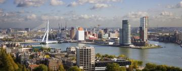 Hotels in Rotterdam City Centre