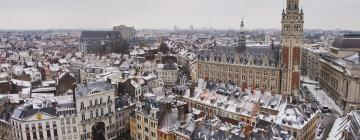 Hotels in Lille Centre Ville