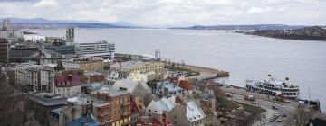 Hotels in Old Quebec