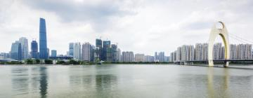 Hotels im Stadtteil Tian He