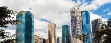 Hotellid piirkonnas Brisbane'i ärikeskus - CBD