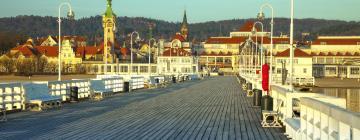 Hotels in Dolny Sopot
