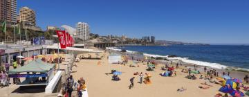 Hoteles en Reñaca