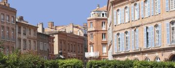 Отели в районе Toulouse City-Centre