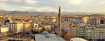 Hotels in Kayseri City Center