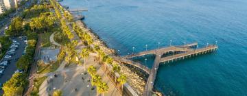 Отели в районе Limassol Promenade
