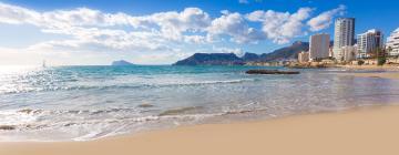 Hoteles en Playa Cantal Roig