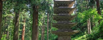 Hotels in Mount Haguro