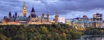 Hotels in Downtown Ottawa