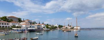 Hotels in Spetses Old Port