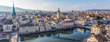 1. Zurich Eski Şehir–Şehir Merkezi otelleri