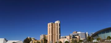 Hotels in Adelaide Central Business District