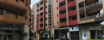 Hotels im Stadtteil Gueliz