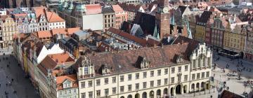 Hotele w dzielnicy Stare Miasto