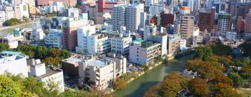 Hotels in Tenjin