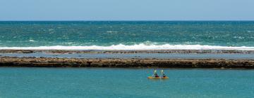 Hotéis em: Praia do Muro Alto