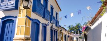 Hotels in Paraty Centro