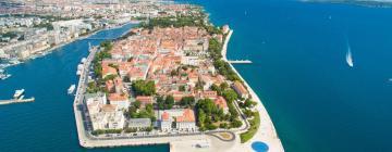 Hotels in Zadar Old Town