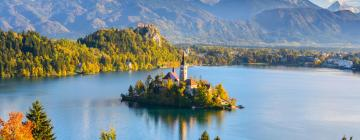 Hotels in Bled Lake