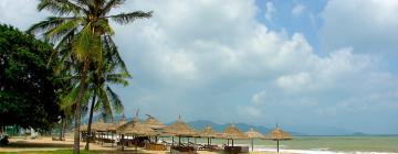 Khách sạn ở Nha Trang Beach