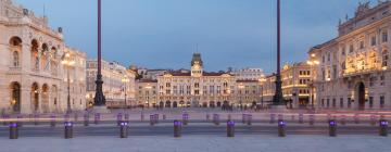 Hotels in Trieste City Centre