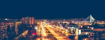 Hotels in Novi Beograd